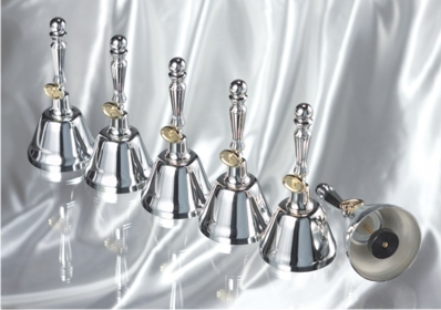 UCHIDA Handbells from Japan