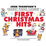 John Thompson's Easiest Piano Course: First Christmas Hits