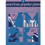 American Popular Piano Method: Christmas, Book 1