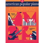 American Popular Piano Method: Christmas, Book 2