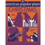 American Popular Piano Method: Christmas, Book 4