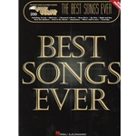 Best Songs Ever, 8th Edition - EZ Play Today, Vol. 200