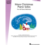 Hal Leonard Student Piano Library: More Christmas Piano Solos, Book 2