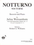 Nocturne Op. 9 No. 4 - Bassoon and Piano