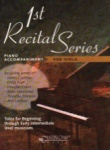 First Recital Series for Viola - Piano Accompaniment