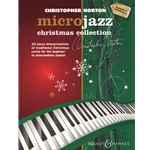 Microjazz: Christmas (Beginner-Intermediate) - Piano
