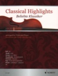 Classical Highlights - Viola and Piano