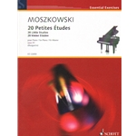 20 Little Studies, Op. 91 - Piano