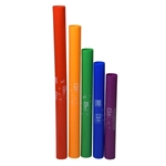 Boomwhacker Chromatic set
