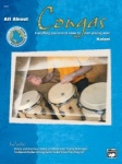 All About Congas - Book/CD