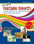 Simply Natalie Sleeth - Songbook with PA CD