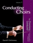 Conducting Choirs Vol 1 The Promising Conductor Book