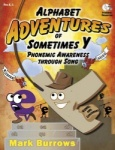 Alphabet Adventures of Sometimes Y (Bk/CD)
