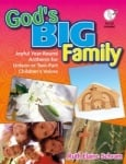 God's Big Family, Book and CD