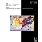 Modern Miniatures, Vol. 2 - Piano