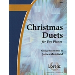 Christmas Duets for Two Pianos - 2 Pianos, 4 Hands