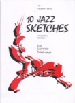 10 Jazz Sketches, Vol. 3 Grade 4 - Trumpet Trio