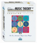 Essentials of Music Theory, Vol. 1: V. 2.0 CD-ROM Lab Pack