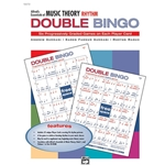 Alfred's Essentials of Music Theory Rhythm Double Bingo