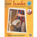 All About Jembe - Book/CD
