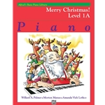 Basic Piano Library: Merry Christmas, Book 1A