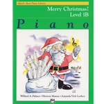 Basic Piano Library: Merry Christmas, Book 1B