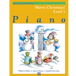 Basic Piano Library: Merry Christmas, Book 3