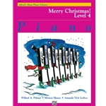 Basic Piano Library: Merry Christmas, Book 4