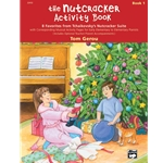 Nutcracker Activity Book 1 - Piano