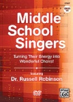 Middle School Singers DVD