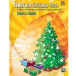 Celebrated Christmas Solos, Book 5 - Piano