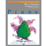 Basic Piano Library: Merry Christmas, Complete Book 1
