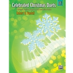 Celebrated Christmas Duets, Book 2 - 1 Piano 4 Hands