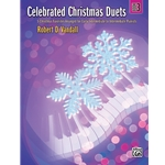 Celebrated Christmas Duets, Book 3 - 1 Piano 4 Hands