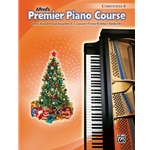 Premier Piano Course: Christmas, Book 4