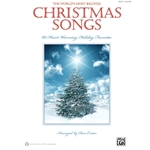 World's Most-Beloved Christmas Songs - Easy Piano