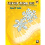Celebrated Christmas Duets, Book 5 - 1 Piano 4 Hands