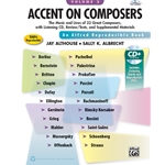 Accent on Composers, Vol. 2 (Bk/CD) - Classroom Resource
