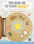 You Want Me to Teach What? - Book