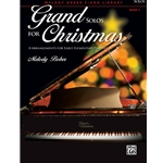 Grand Solos for Christmas Book 1 - Piano