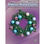 Premier Piano Express: Christmas, Book 3 - Piano