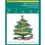 Basic Piano Library: Merry Christmas, Complete Books 2 & 3