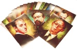 Portraits of Composers Posters - Set 2 (Modern Composers)