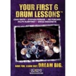 Your First Drum Lesson DVD