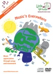 Music's Everywhere - DVD/CD
