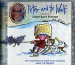 Peter and the Wolf, Young Person's Guide to the Orchestra - CD