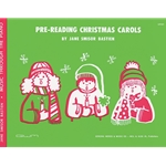 Pre-Reading Christmas Carols - Easy Piano