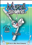 Musical Spoons - Triads (Card Game)