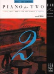 Piano for Two, Bk. 1 - 1 Piano 4 Hands