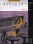Piano for Two, Bk. 3 - 1 Piano 4 Hands